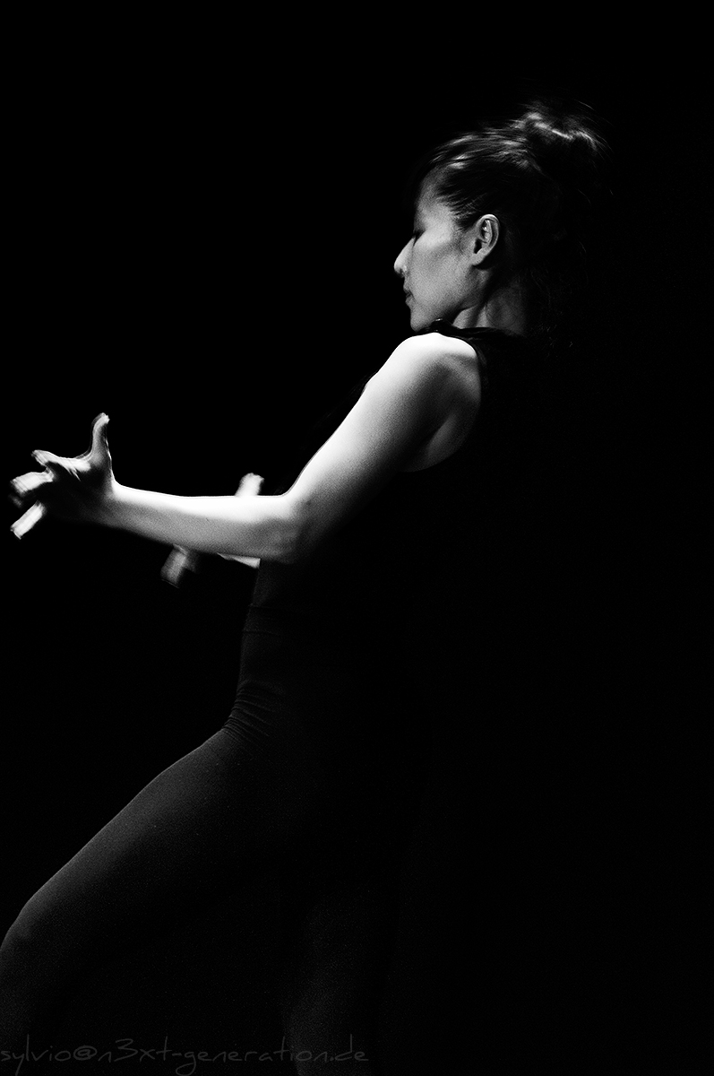 image: MiR Gelsenkirchen. Tanzprobe. Tag der offenen Tür 2016